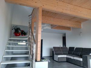 Costruzione in legno Biolam Italia - Casa finita