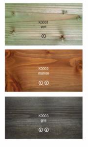 Vernici ecologiche per legno
